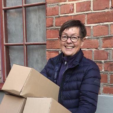 Butiksmingel med Ann Nyström