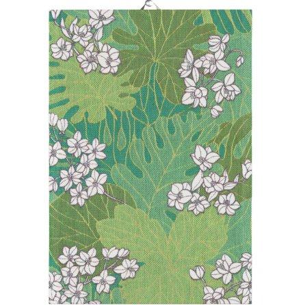 Handduk - Lush green