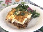 Fryst rätt Husets lasagne