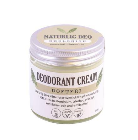 Deodorant Cream doftfri