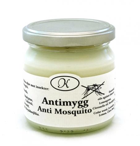 Aromaljus Antimygg