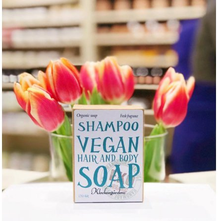 Schampo vegan soap