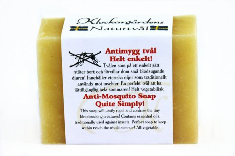 Tvål antimygg