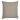 Kuddfodral Viktoria brun/vit