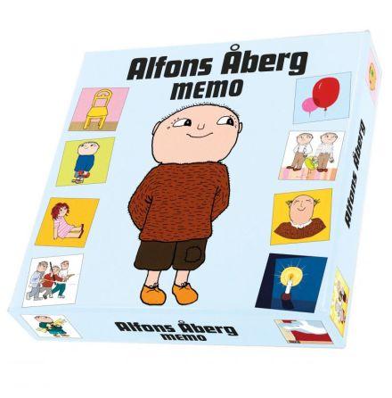 Memo - Alfons Åberg
