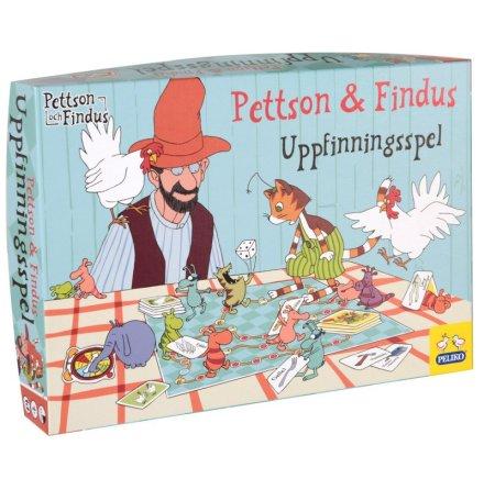 Pettson och Findus Uppfinningsspel