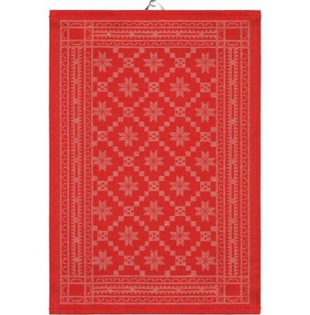 Handduk Åttebladrose