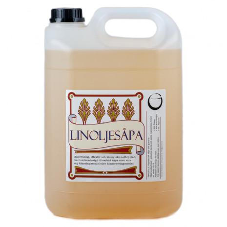 Linoljesåpa 5 liter