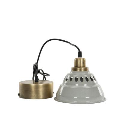 Lampa Liam Emalj Stone