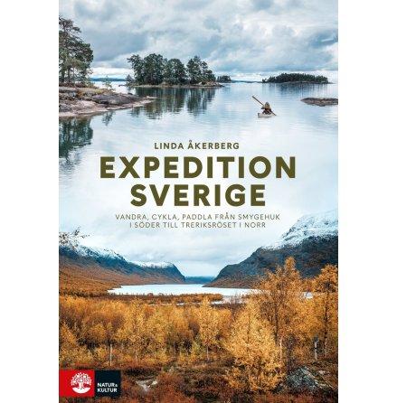 Expedition Sverige, Linda Åkerberg