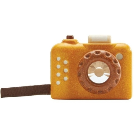 My first camera yellow