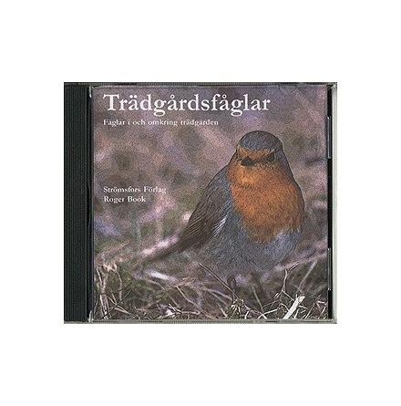 Trädgårdsfåglar CD