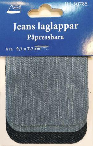 Jeanslaglappar