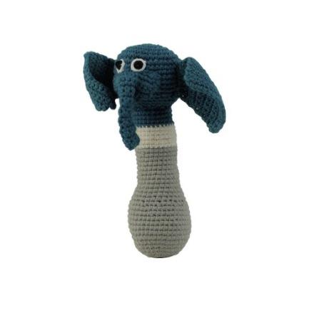 Skallra Mjukdjur Elefant