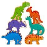 Dinosaurier i påse
