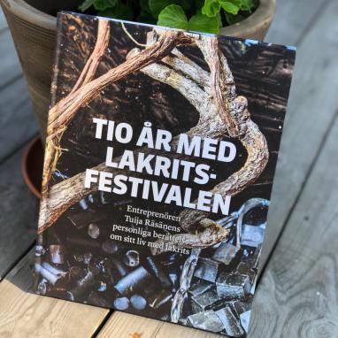 Boken om Lakritsfestivalen