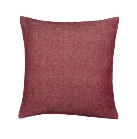 Kuddfodral Viktoria röd/vit
