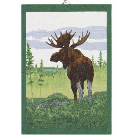 Handduk - Moose